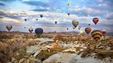 Explore Istanbul Cappadocia Tour