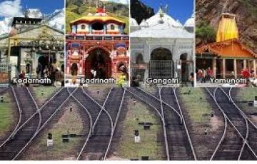 Super Deluxe Package  CHAR DHAM YATRA