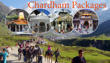Chardham Yatra Group Package