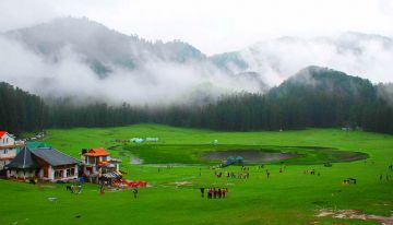 Delhi Shimla - Kullu  Manali - Dharamshala  Khajjiar Amrits