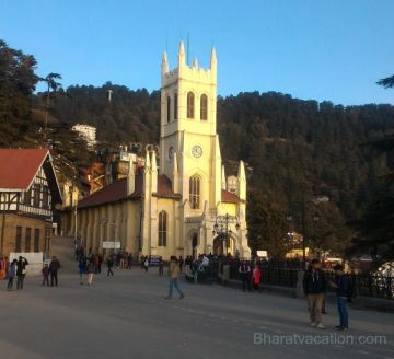3 Nights 4 days Shimla Tour Package