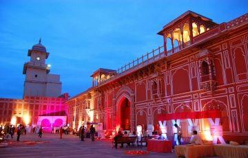Jaipur - Udaipur - Mount Abu Deluxe Package