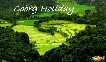 Coorg Holiday