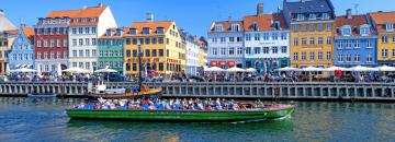 Travel To Scandinavia -OSLO,COPENHAGEN & STOCKHOLM Cover