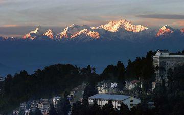 Darjeeling , Gangtok and Nathula Pass