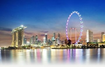 Singapore With Superstar Gemini Tour