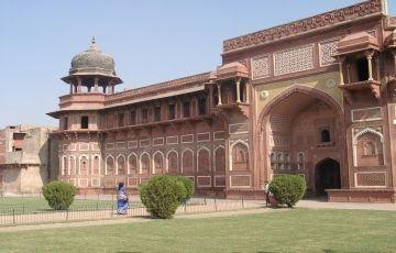 Delhi - Agra Trip