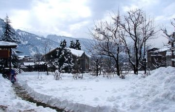 Manali By Volvo Package