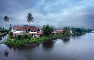 Romantic Kerala Honeymoon Package