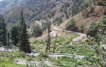 Dhanaulti Adventure Swiss Camps