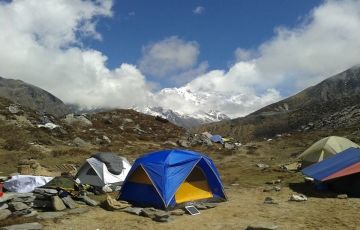 Kangchenjunga Base Camp Trekking
