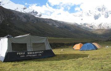 Cordillera Blanca - Huaraz Peru Package
