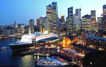 Melbourne to Sydney Amazing Package