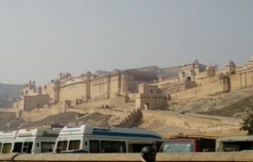 Golden Triangle Tour Delhi to Jaipur