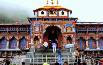 Badrinath to Kedarnath Package