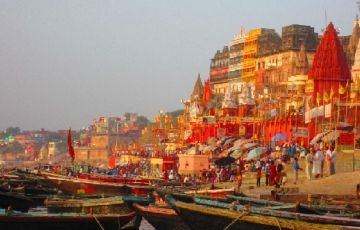 Spritual Journey to India
