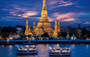 Explore Bangkok, Pattaya And Phuket Package
