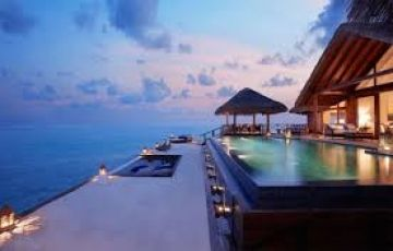 Maldives With Cochin Stopover Package