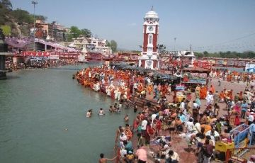 Haridwar  Delhi to Haridwar 2Nights/3Days Tour