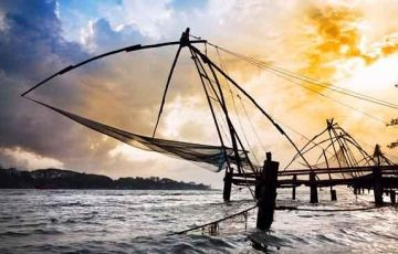 Explore Enchanting Kerala with Beaches