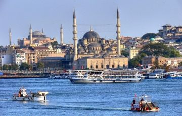 Turkey (istanbul) 7Nights/8Days Nature Adventure