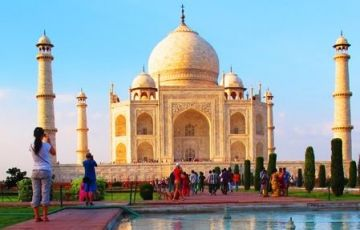 Golden Triangle Tour for 5 Nights / 6 Days