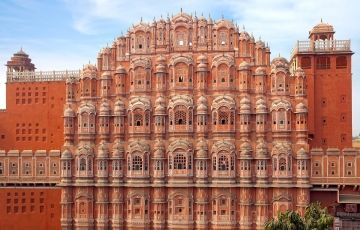 Fun-Filled Jaipur & Tiger Tour (3Nights/4Days)