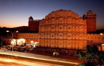 Royal Rajasthan Tour 4Days/3Nights