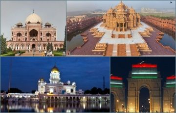 Charming North India Tour 16Days/15Nights