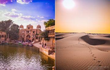 Royal Rajasthan Tour 7Days/6Nights