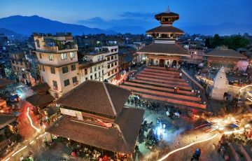 Best of India with Nepal Tour 23Days/22Nights