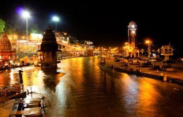 Haridwar Rishikesh short Tour 2Days/1Night