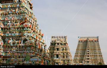 South India Temple Tour 8Days/7Nights
