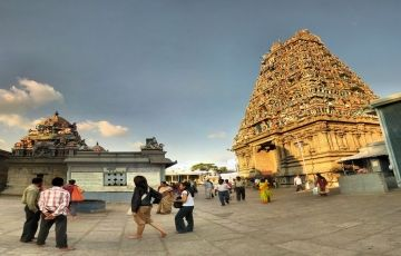 South India Classical Tour 18Days/17Nights