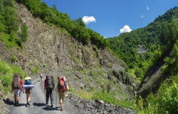David Scott's Trail Trekking - Meghalaya