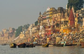 Buddhist Tour with Golden Triangle 11Days/10Nights