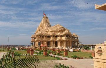 Gujarat Temples Tour 7Days/6Nights