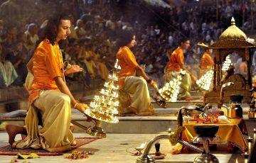 Khajuraho Varanasi Tour 8Days/7Nights