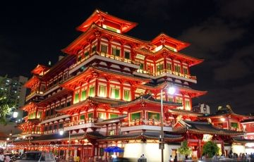 Singapore Delights 4Days/3Nights