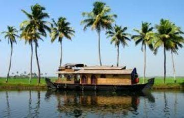 Munnar- Thekkady- Alleppey- Kerala Package