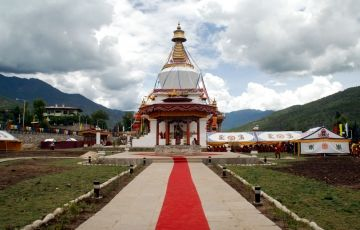 Beautiful Bhutan Tour 8Days/7Nights
