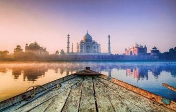 Kerala with Golden Triangle Tour 10Days/9Nights