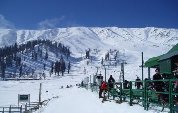 Heaven on Earth Kashmir Tour 8 Days / 7 Nights