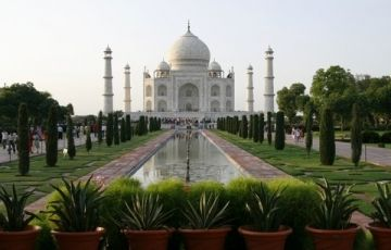 Delhi - Mathura - Agra - Bharatpur Tour Package
