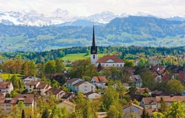 The Swiss Bliss Tour Package