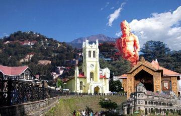Beautiful Shimla Tour Package