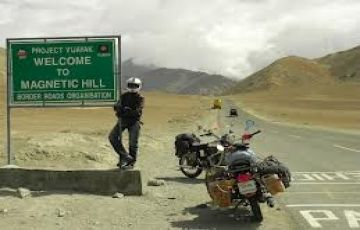Ladakh by Motorcycle