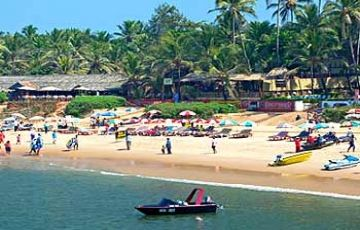 Fascinating Goa Tour Package 3 Nights / 4 Days