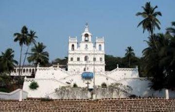 Goa Churches Tour