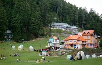 Himachal with Amritsar 7 Nights / 8 Days Package Ex - Delhi